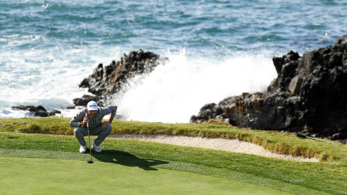 2021 AT&T Pebble Beach Pro-Am Betting Preview: Which Stats Matter at Pebble Beach? article feature image