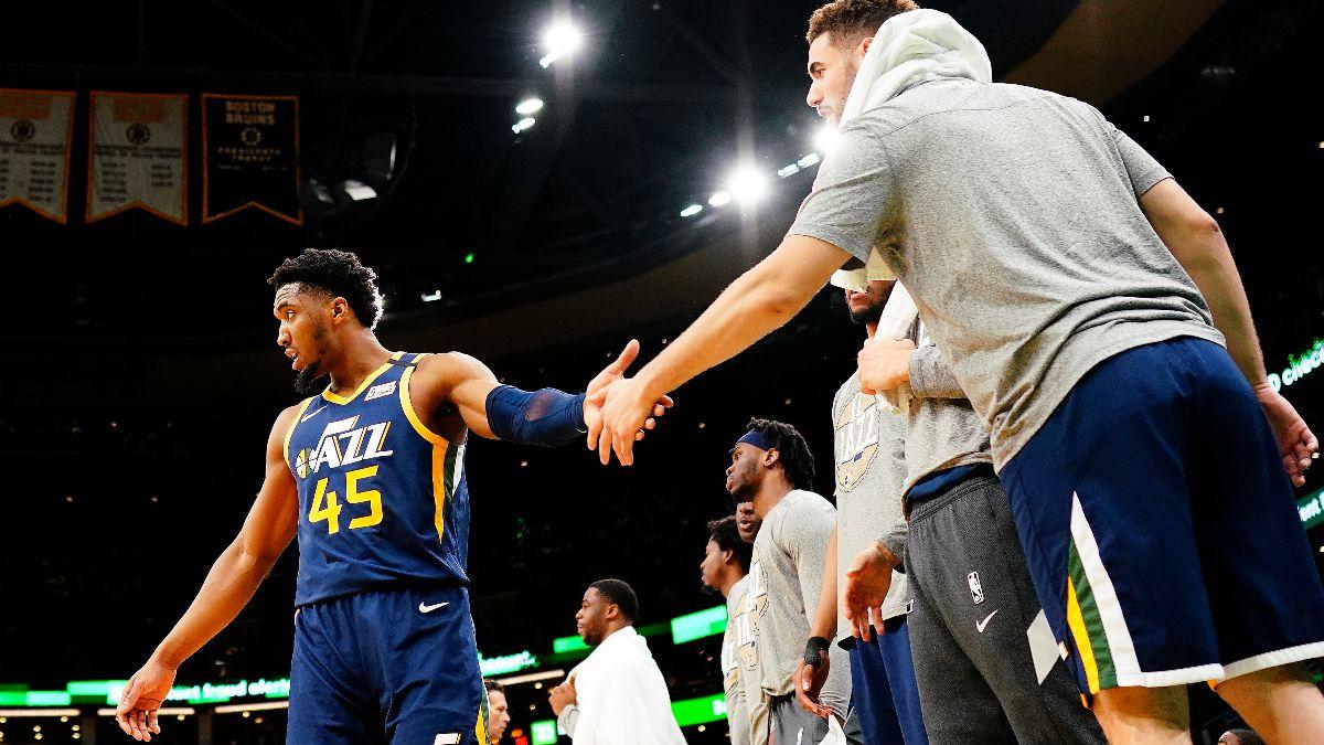 Celtics vs. Jazz NBA Odds & Picks: Ride Utah's Strong Defense at Home article feature image