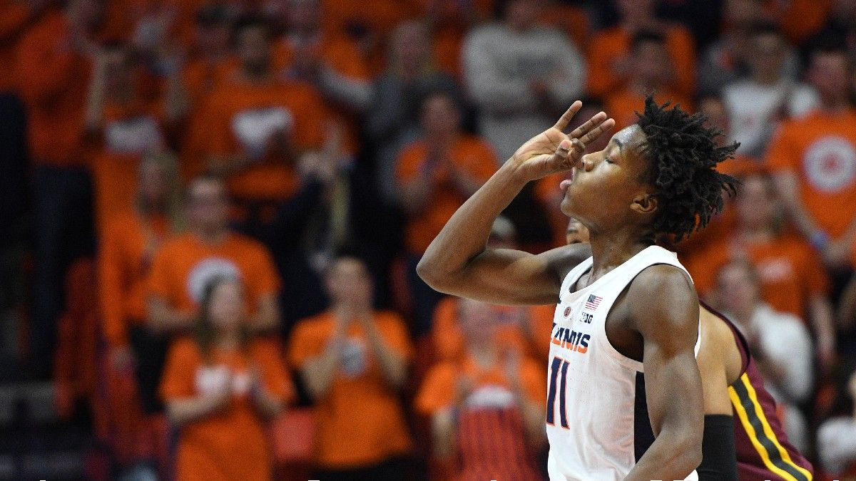 Wooden Award Betting Odds: Why Ayo Dosunmu, Sharife Cooper & Cade Cunningham Hold Value article feature image