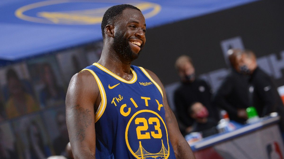 NBA Odds & Picks for Warriors vs. Hornets: Betting Value on Another High Over/Under article feature image