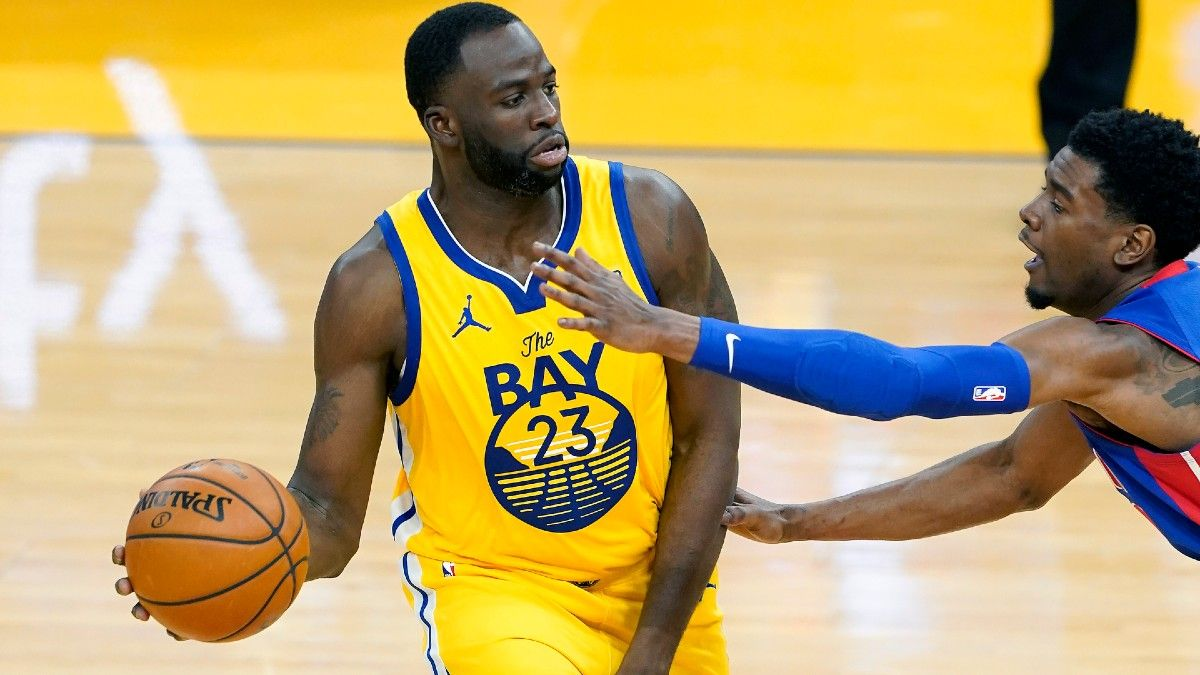 Tuesday NBA Player Prop Bets, Picks: Expect Assists From Draymond Green & Terrence Ross (Feb. 2) article feature image