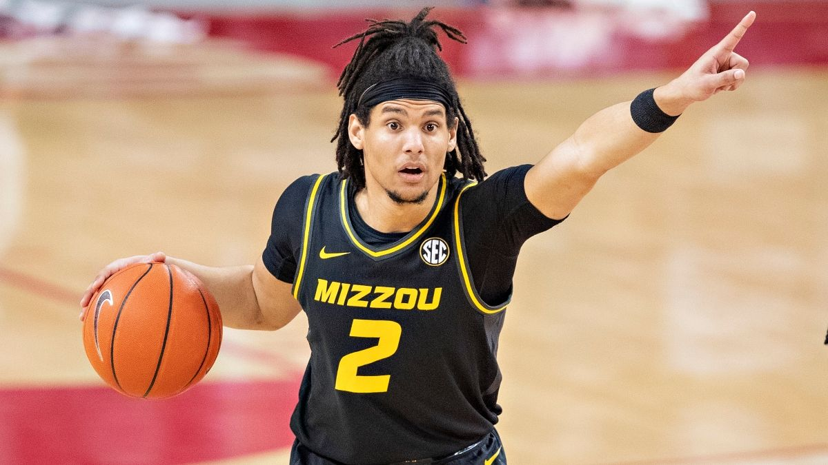 Mississippi vs. Missouri College Basketball PRO Report: Tuesday's Winning Betting System (Feb. 23) article feature image