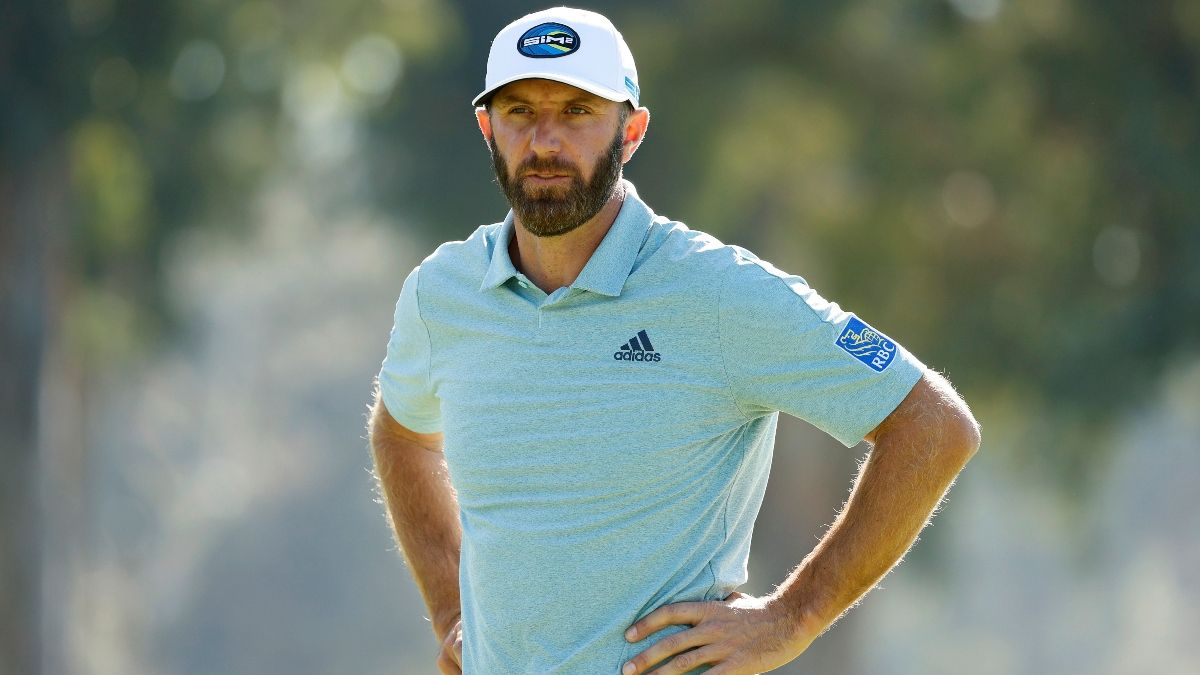2021 Genesis Invitational Round 4 Buys & Fades: Dustin Johnson, Patrick Cantlay Among Best Plays for Final Round article feature image
