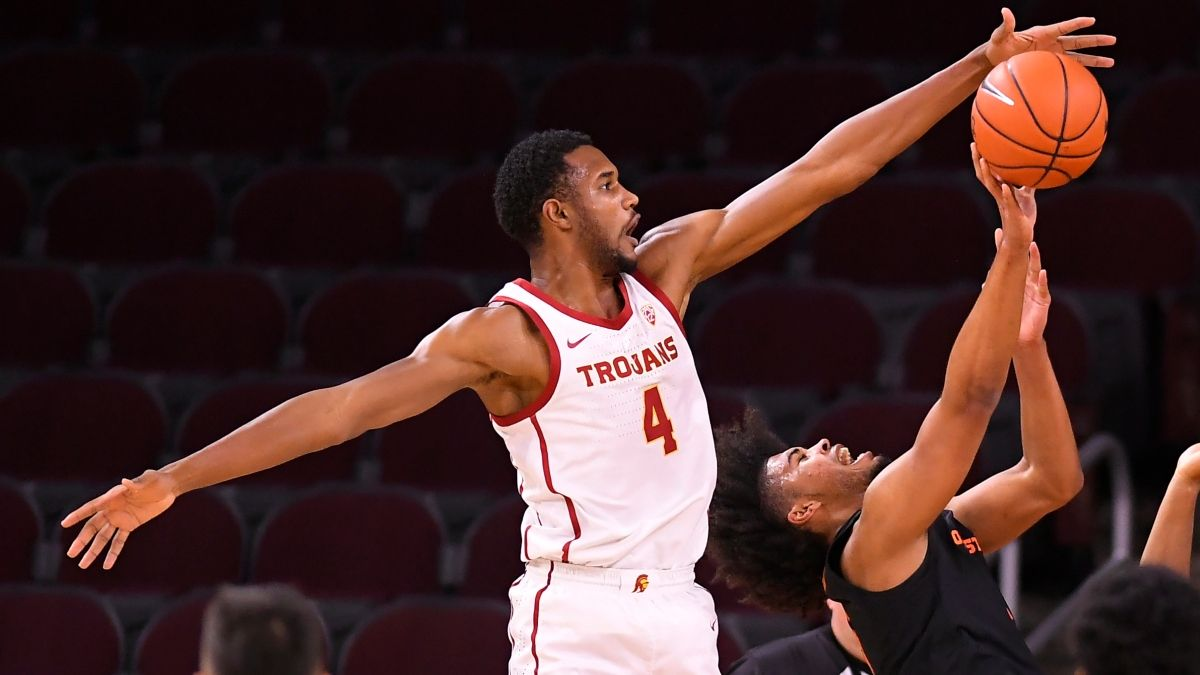 Odds & Pick for Arizona State vs. USC College Basketball: Back Trojans in Favorable Matchup (Wednesday, Feb. 17) article feature image