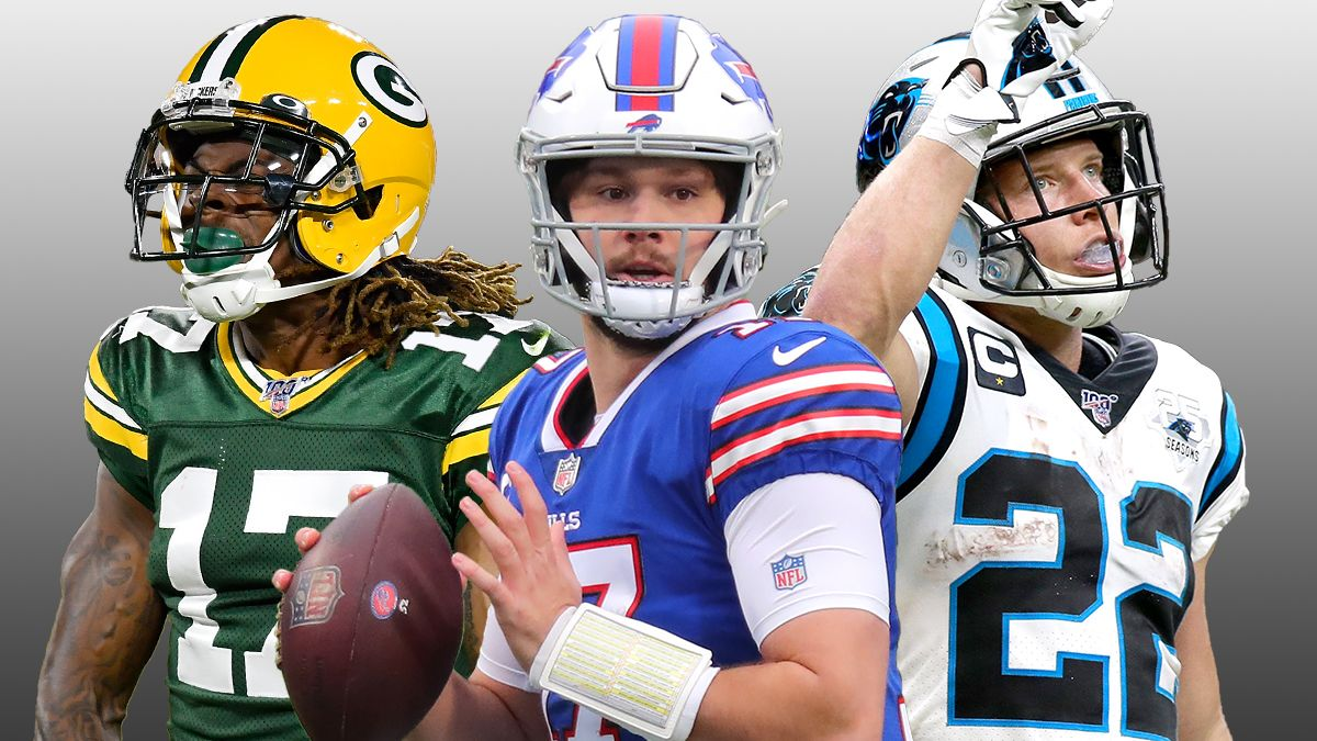 Way-Too-Early Fantasy Football Rankings: QB, RB, WR & TE Tiers for 2021 article feature image
