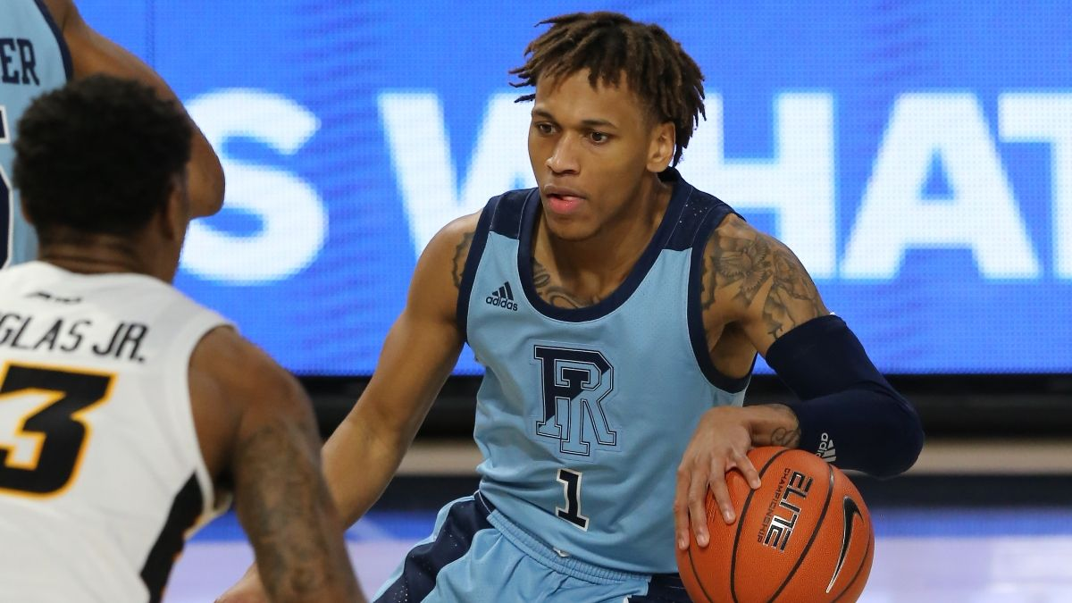 Odds & Pick for VCU vs. Rhode Island College Basketball: Total Presents Great Value in A-10 Clash article feature image