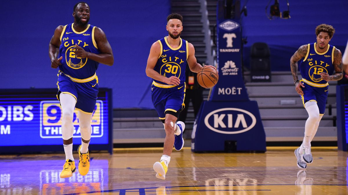 Heat vs. Warriors Odds & Picks: Recent Trends Point to Value on the Over article feature image