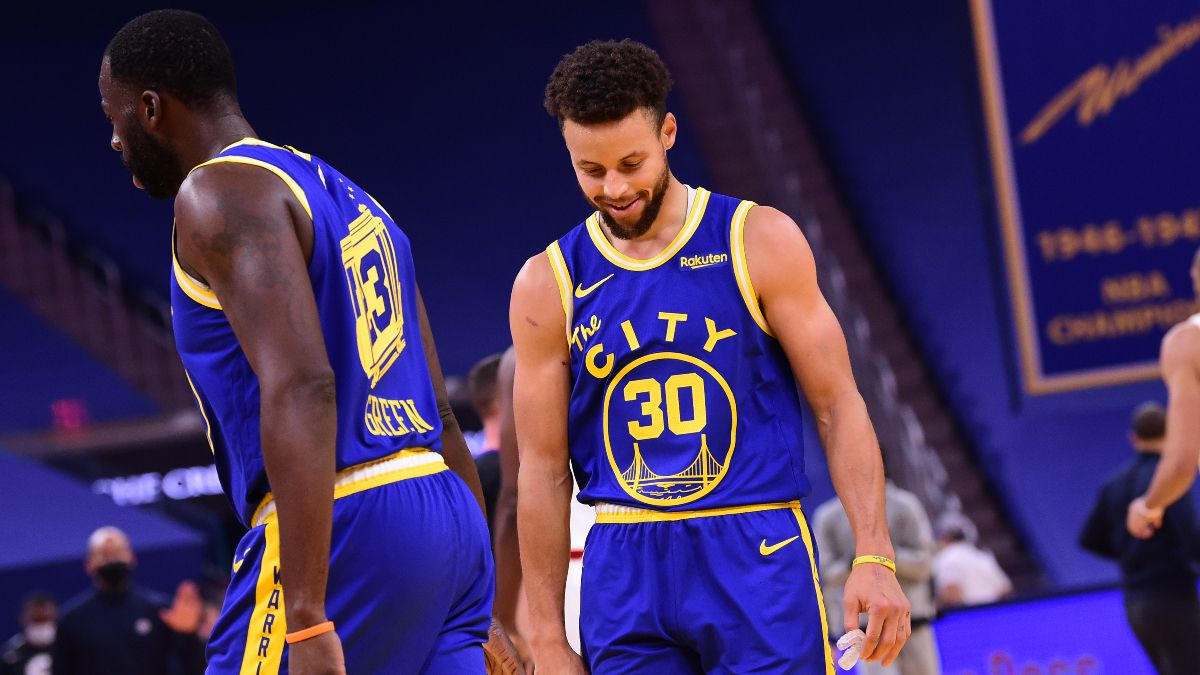 Celtics vs. Warriors NBA Odds & Picks: Expect Golden State's Offensive Struggles to Continue article feature image
