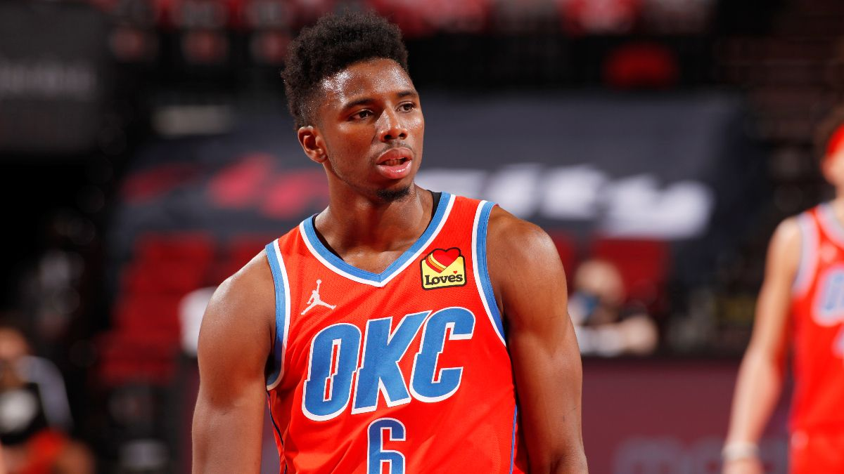 NBA Odds & Picks: Our Staff's Favorite Bets for Pacers vs. Nets, Thunder vs. Lakers (Wednesday, Feb. 10) article feature image