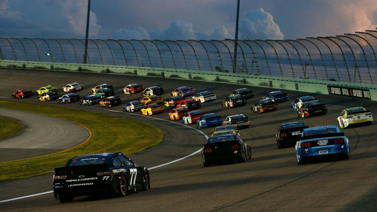 NASCAR at Homestead Odds, Picks: The Driver To Bet Right Now for Sunday's Dixie Vodka 400 article feature image