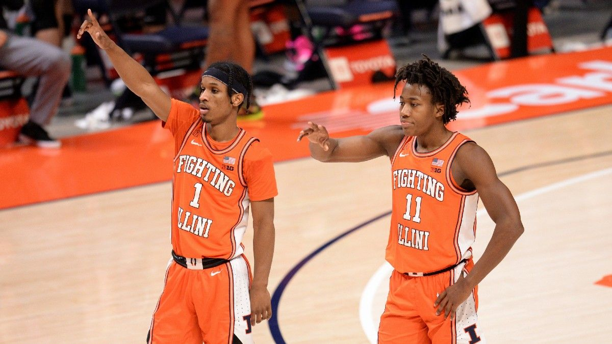 Illinois, Michigan & Tennessee Among Most Bet College Basketball Teams To Win Championship article feature image