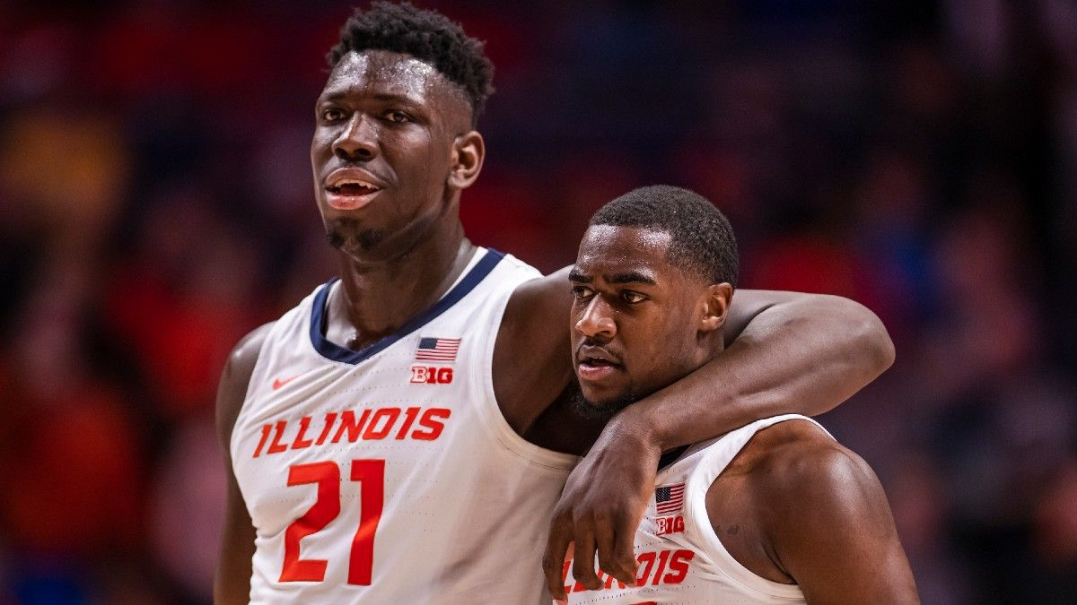 Illinois vs. Michigan State College Basketball Odds, Picks & Predictions (Tuesday, Feb. 23) article feature image