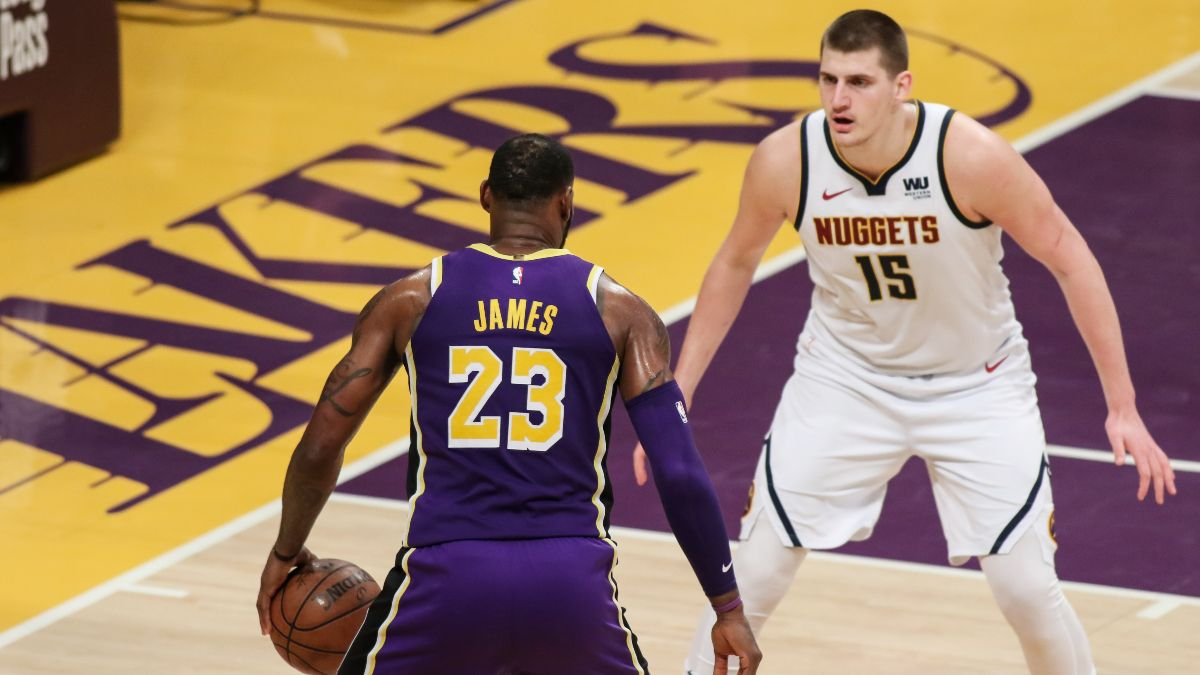 Nuggets vs. Lakers Odds & Picks: Back Nikola Jokic and Denver's Surging Offense article feature image