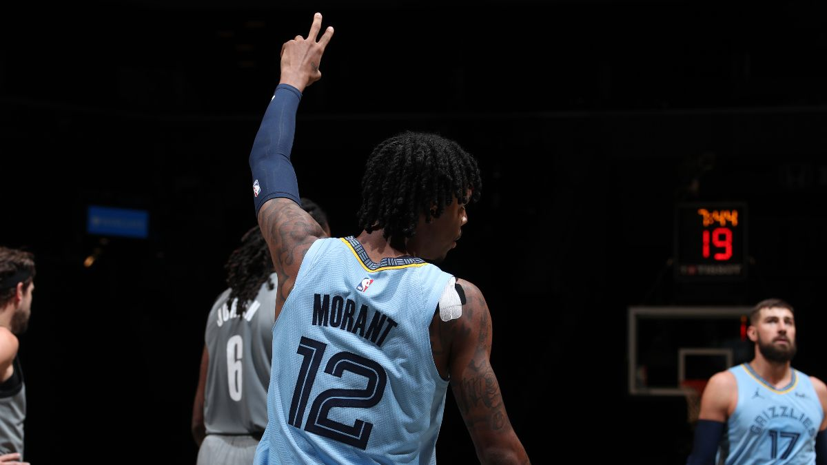 NBA Odds & Betting Picks: Our Favorite Bets for Rockets vs. Thunder, Grizzlies vs. Spurs (Monday, Feb. 1) article feature image