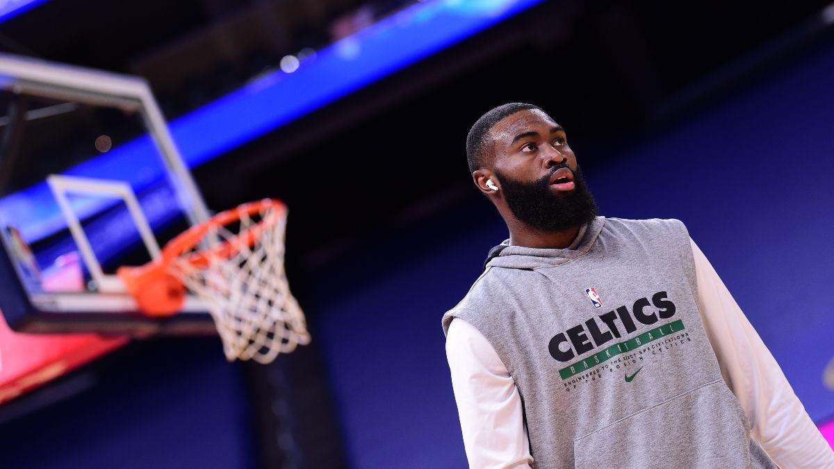 NBA Injury News & Starting Lineups (April 17): Jaylen Brown, DeMar DeRozan Out Saturday article feature image