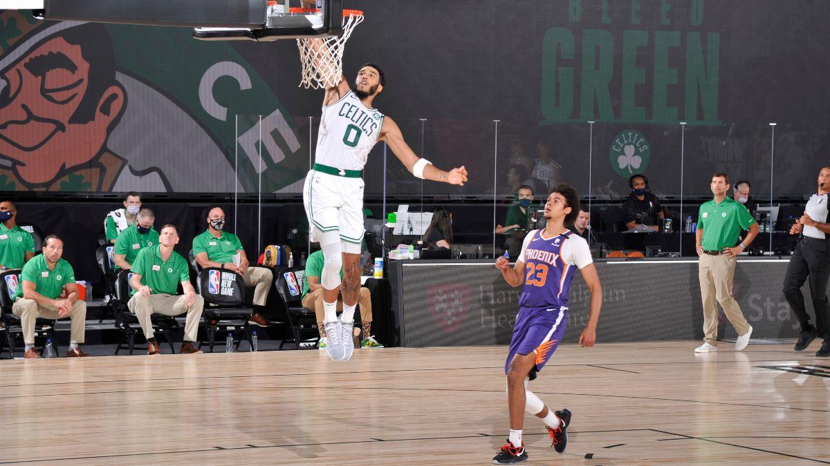Sunday NBA Odds & Picks for Celtics vs. Suns: Expect Low-Scoring Showdown in Phoenix (Feb. 7) article feature image