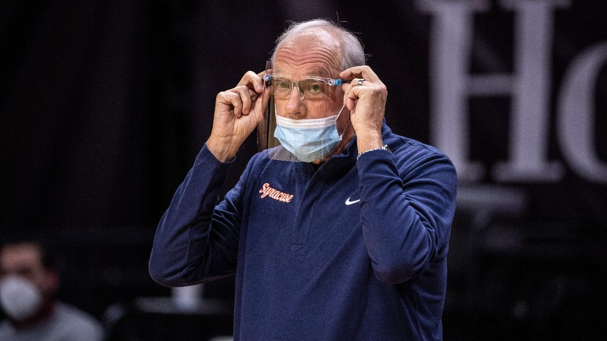 Louisville vs. Syracuse College Basketball Odds & Pick: Value on the Under in ACC Clash article feature image