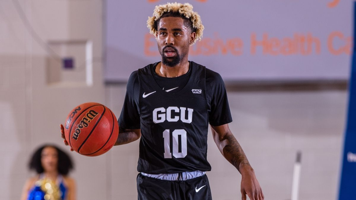 College Basketball Odds & Picks for California Baptist vs. Grand Canyon: Big Money Landing on Friday Night's Small Matchup article feature image