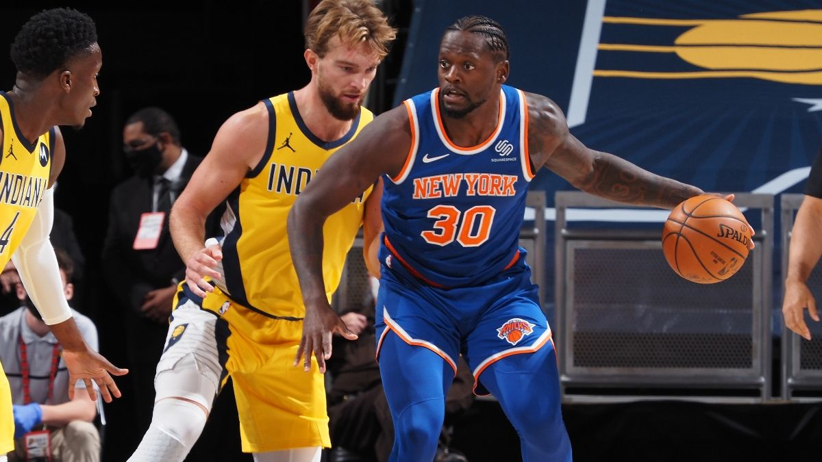 Pacers vs. Knicks NBA Odds & Picks: There's No Reason to Bet Against New York article feature image