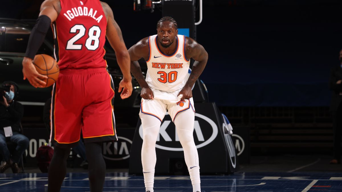 Knicks vs. Nets NBA Odds, Picks & Predictions: A Winning Betting System for Monday Night's Game article feature image