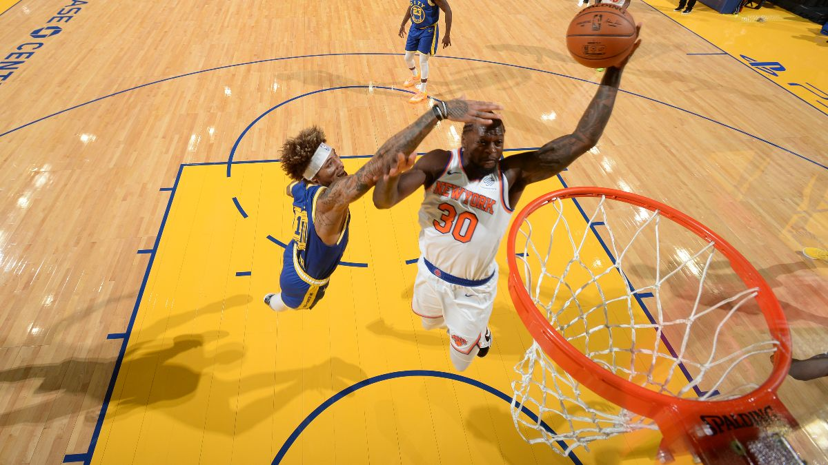 Warriors vs. Knicks Odds & Picks: Back New York in Fans' Return to Madison Square Garden article feature image