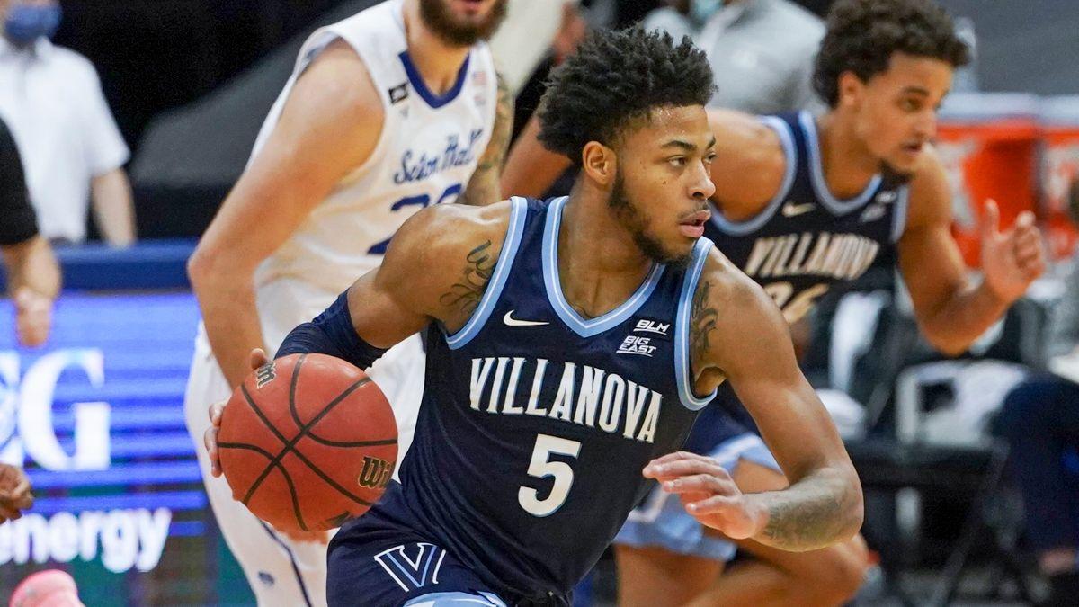 Villanova vs. Creighton Betting Odds & Pick: Model Shows College Basketball Edge on Bluejays article feature image