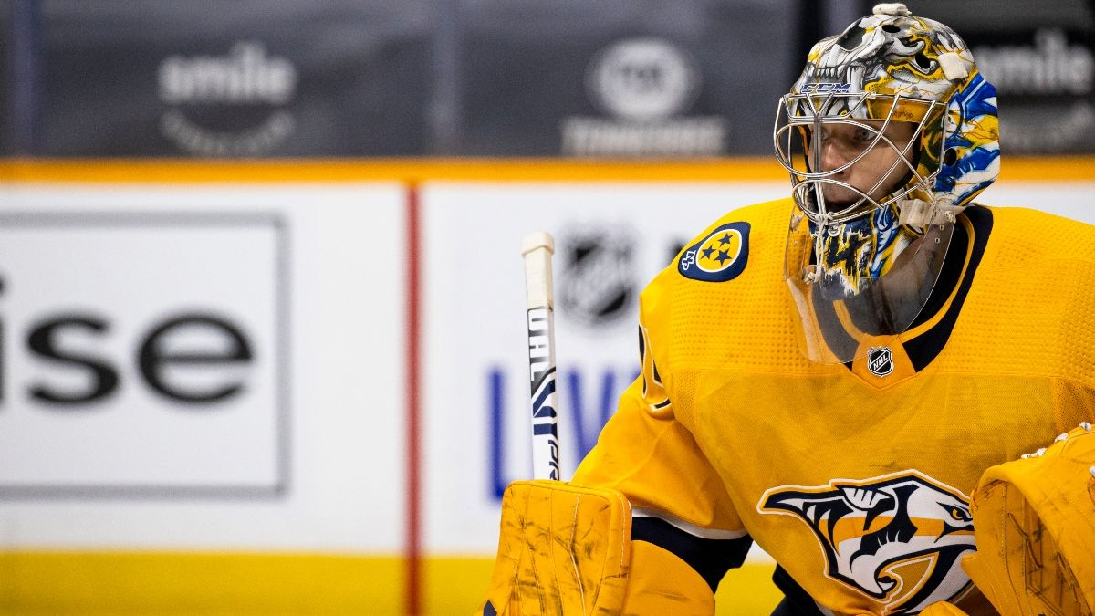 Lightning vs. Predators NHL Odds & Pick: When to Bet Nashville Against Champs (Monday, Feb. 8) article feature image