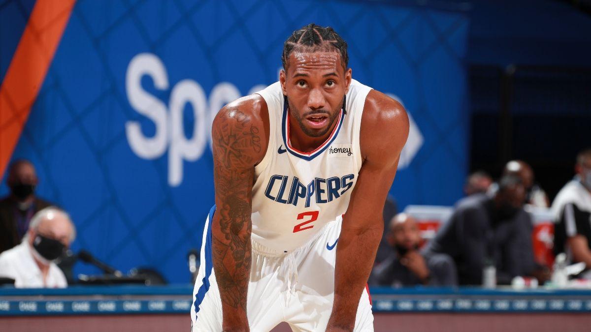 NBA Player Prop Bets, Picks: Bet Overs for Kawhi Leonard, Jerami Grant & Fred VanVleet (Sunday, Feb. 21) article feature image