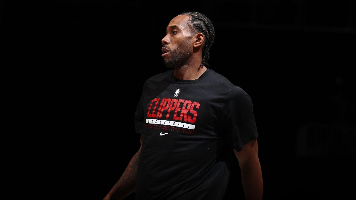NBA Injury News & Starting Lineups (April 20): James Harden Sidelined Indefinitely, Kawhi Leonard Out Tuesday article feature image