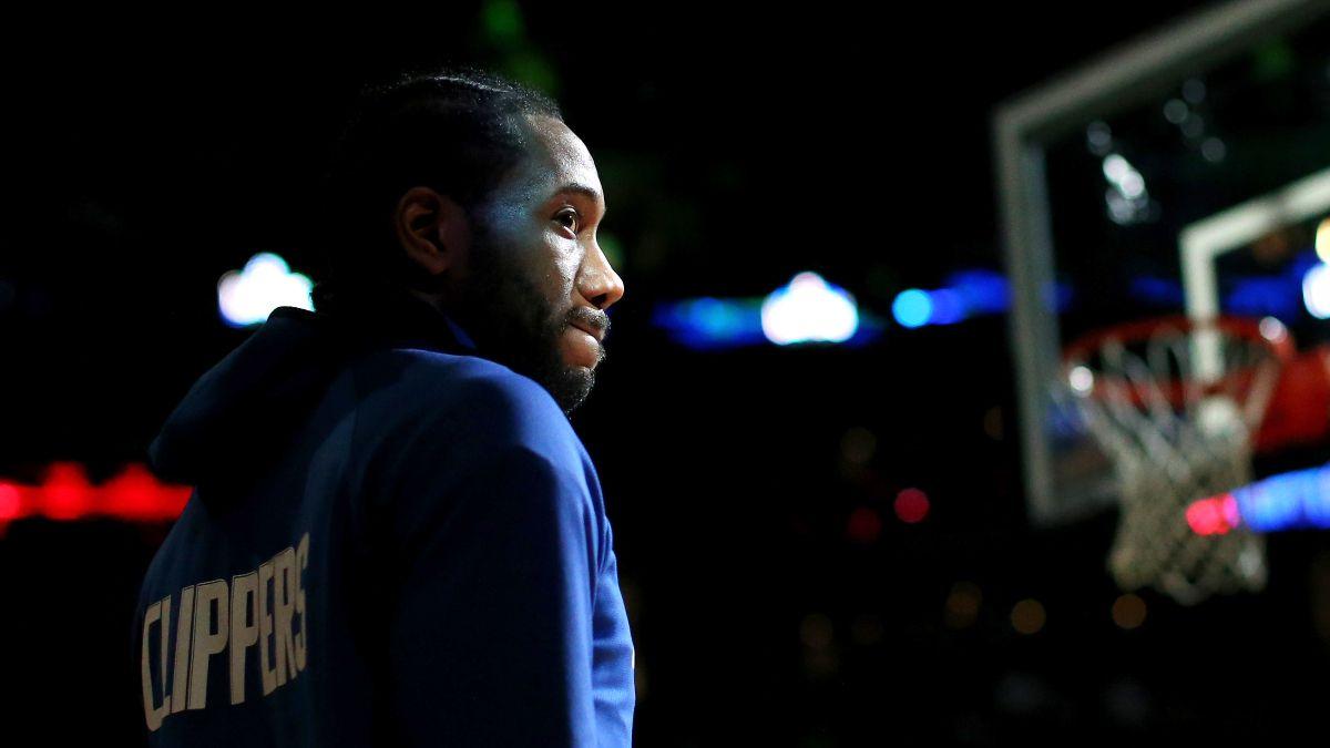 Nba Injury News Starting Lineups Feb 17 Kawhi Leonard Will Sit Out Wednesday Vs Jazz