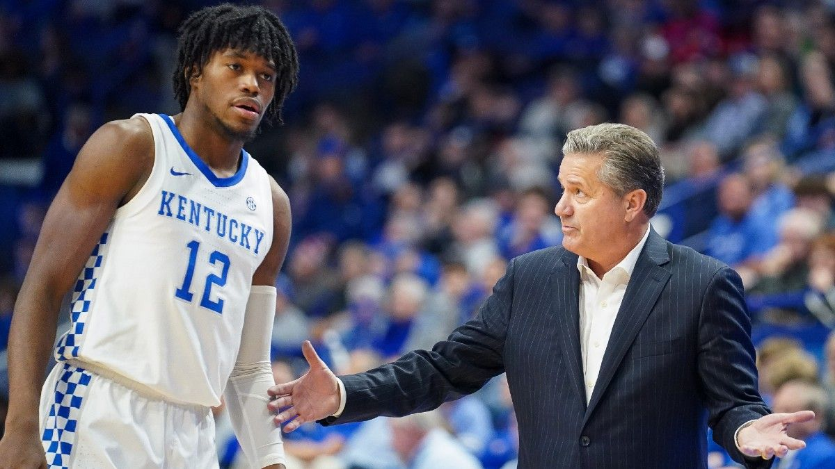 SEC College Basketball Conference Futures: Is it Time to Buy the Kentucky Dip? article feature image