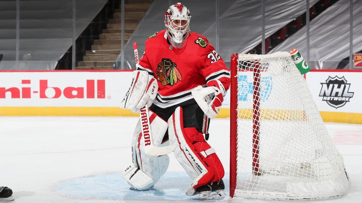 Sunday NHL Odds & Pick for Blackhawks vs. Stars: Expect Low-Scoring Affair in Dallas (Feb. 7) article feature image