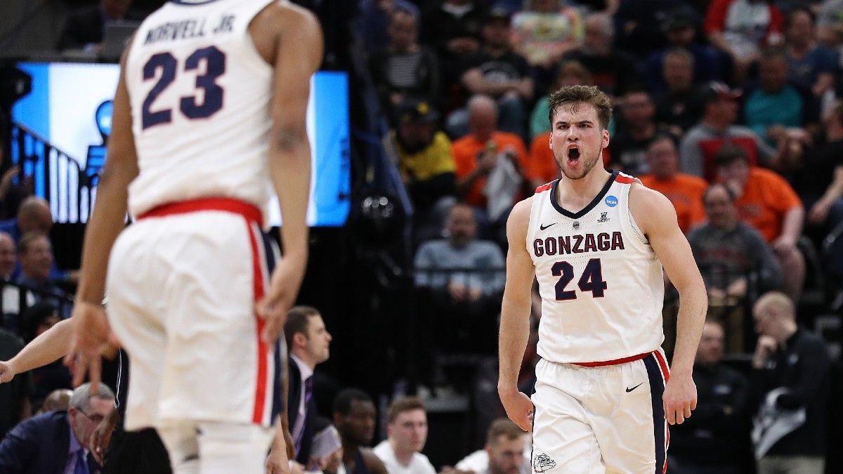 Odds & Pick for Saint Mary's vs. Gonzaga College Basketball: How To Bet the Zags In WCC Showdown article feature image