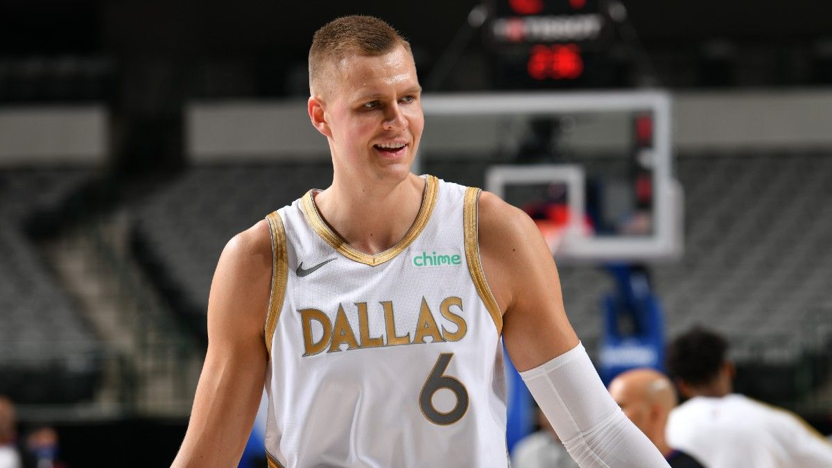 NBA Player Prop Bets & Picks: Don't Expect Kristaps Porzingis to Force Turnovers (Wednesday, Feb. 10) article feature image