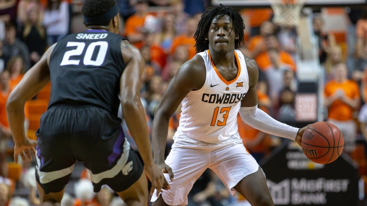 Oklahoma State vs. Oklahoma College Basketball Odds & Pick: Bet the Pokes In Bedlam Battle article feature image