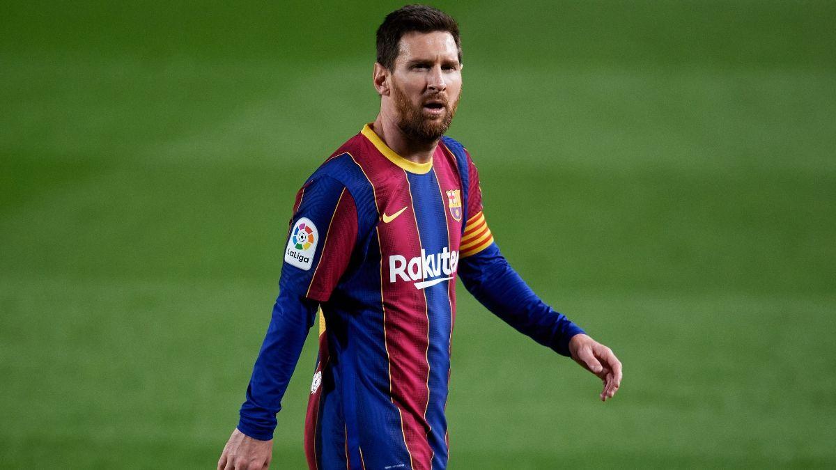 La Liga Betting Odds & Picks: Sevilla vs. Barcelona (Saturday, Feb. 27) article feature image