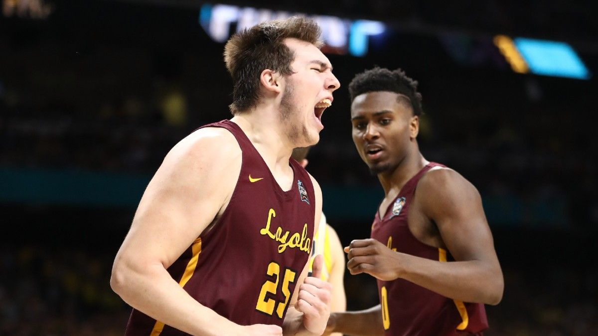 Loyola Chicago vs. Georgia Tech Betting Odds: Spread, Prediction For 2021 NCAA Tournament article feature image