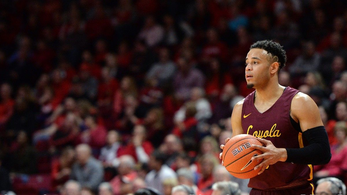Loyola Chicago vs. Drake College Basketball Odds & Pick: Bet the Under In MVC Battle article feature image