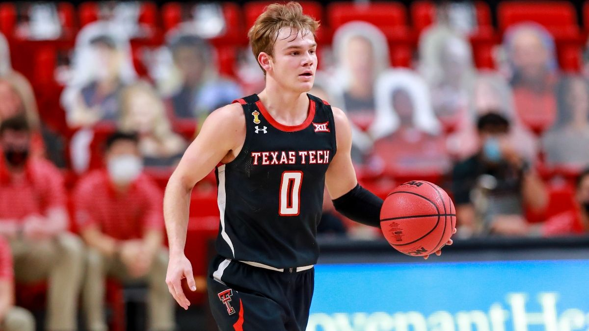 Odds & Pick for Texas Tech vs. Oklahoma State College Basketball: Back the Red Raiders to End Skid (Monday, Feb. 22) article feature image