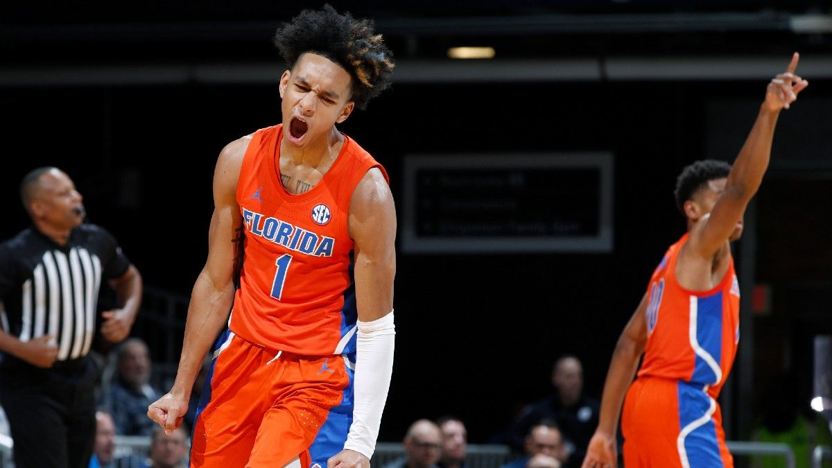 College Basketball Odds & Picks: 4 Ways To Bet Saturday's Games, Including Florida vs. Kentucky article feature image