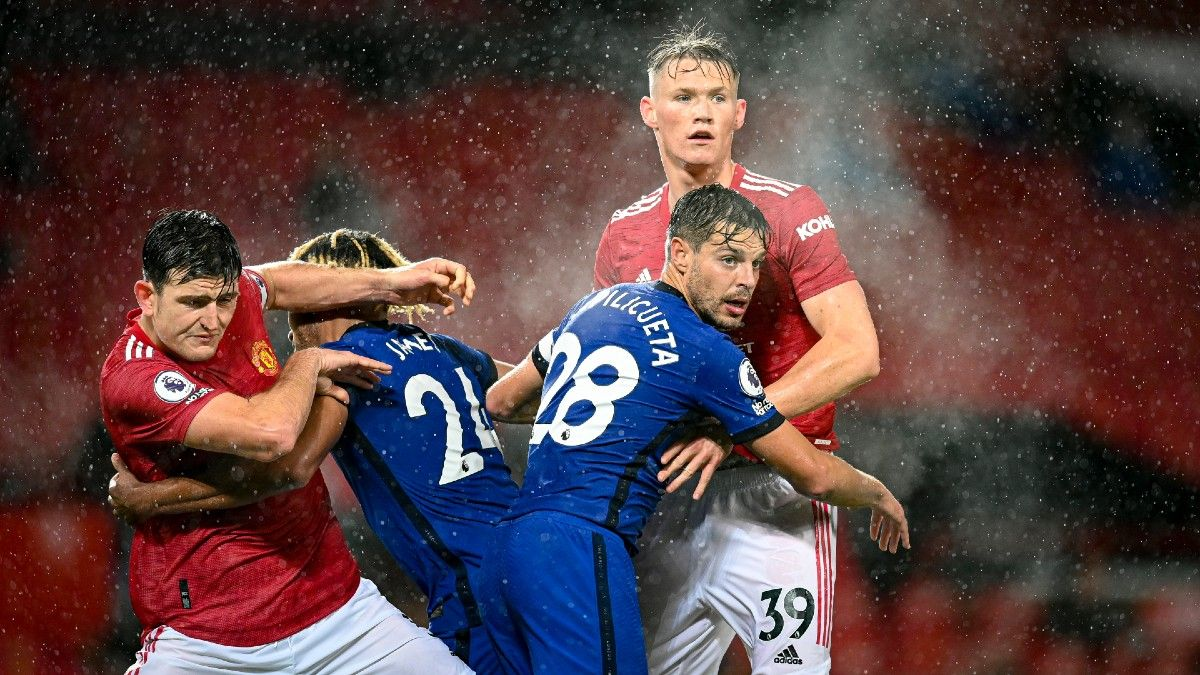 Premier League Betting Odds, Picks & Predictions for Chelsea vs. Manchester United (Sunday, Feb. 28) article feature image