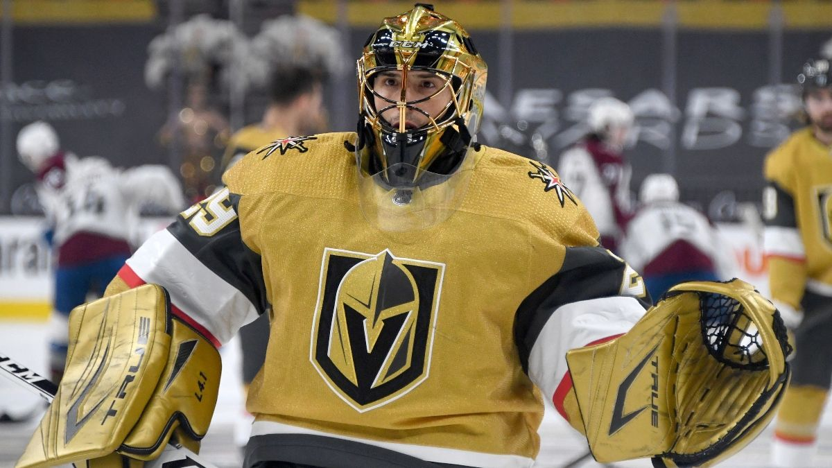 NHL Betting Odds & Picks for Golden Knights vs. Avalanche: Target the Total in Matchup of Elite Teams (Monday, Feb. 22) article feature image
