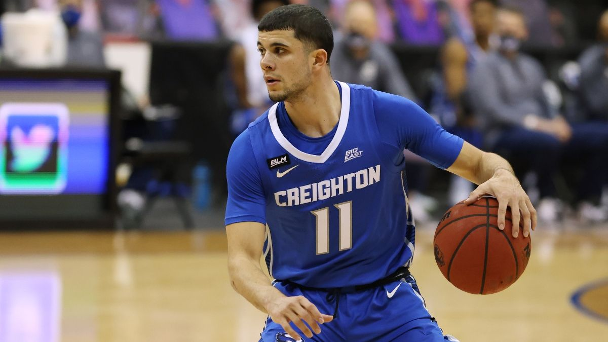 Odds & Pick for Georgetown vs. Creighton College Basketball: Back the High-Scoring Bluejays at Home article feature image