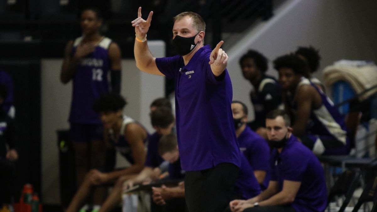 Chattanooga vs. Western Carolina College Basketball PRO Report: Sharps Striking Wednesday Night's Spread article feature image