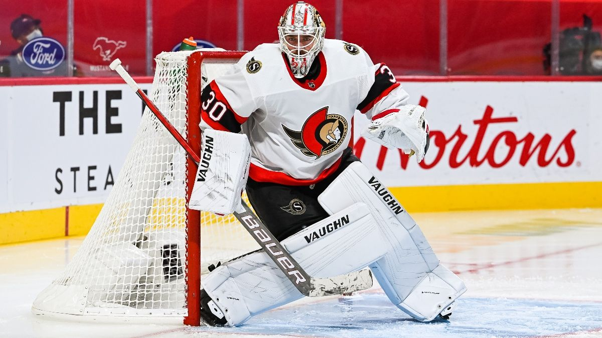 NHL Odds & Pick for Oilers vs. Senators: Back Underdog Ottawa at Big Plus Odds article feature image