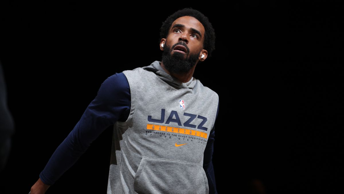 Mike Conley Out: How Odds Changed for Game 1 Between Jazz & Clippers article feature image