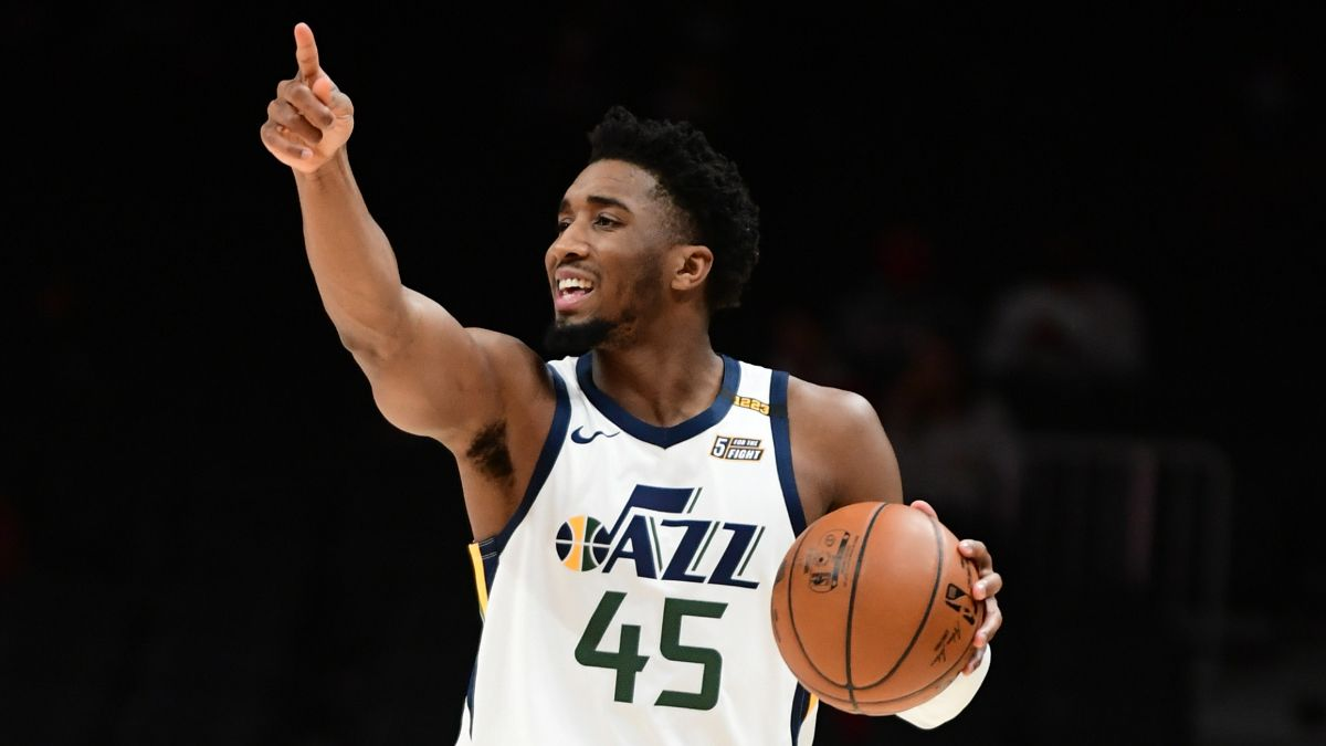 NBA Odds & Picks for Jazz vs. Pelicans: Sharps Siding With Utah As Road Favorites article feature image
