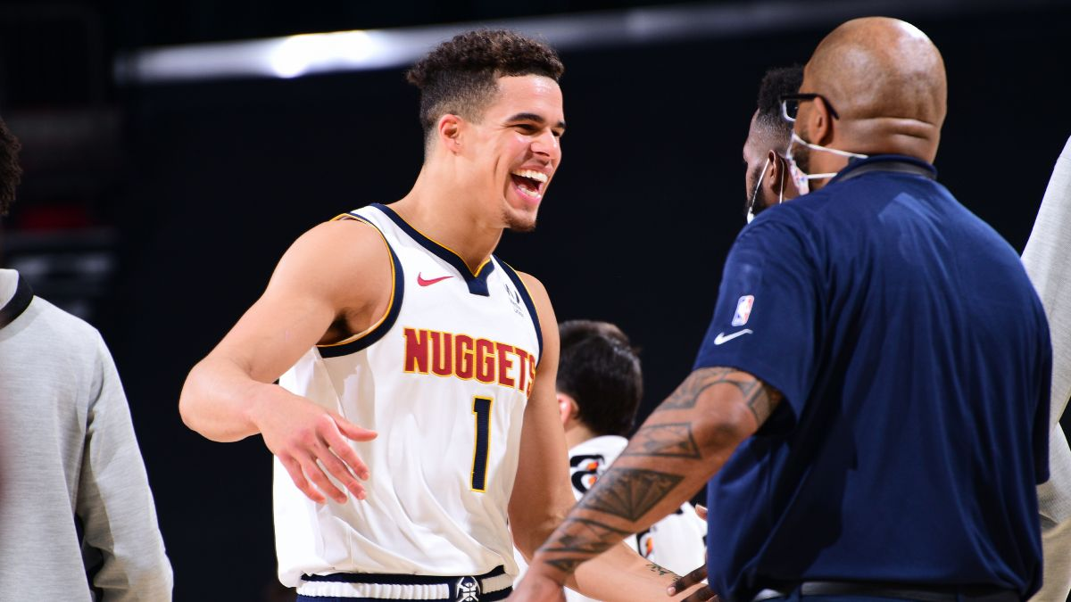 Tuesday NBA Odds & Picks: Our Staff's Best Bets for Trail Blazers vs. Nuggets, More (Feb. 23) article feature image
