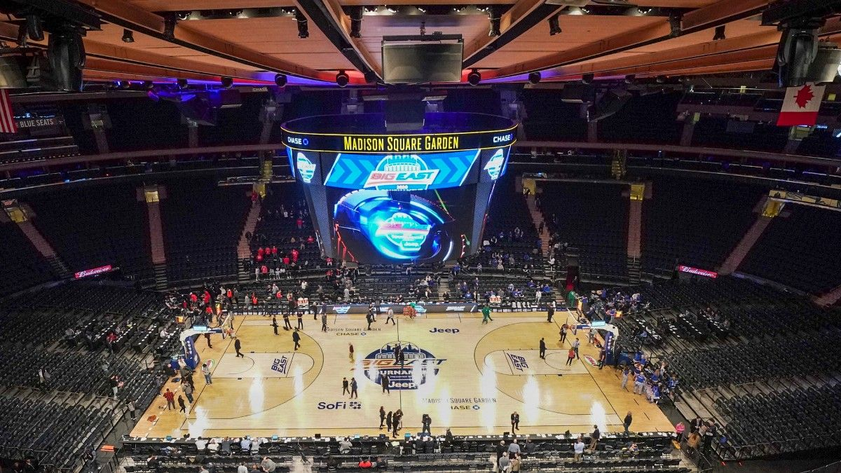 2021 College Basketball Conference Tournament Schedule: Dates & Locations for Big Ten, ACC, Big 12, SEC and More (Feb. 21) article feature image