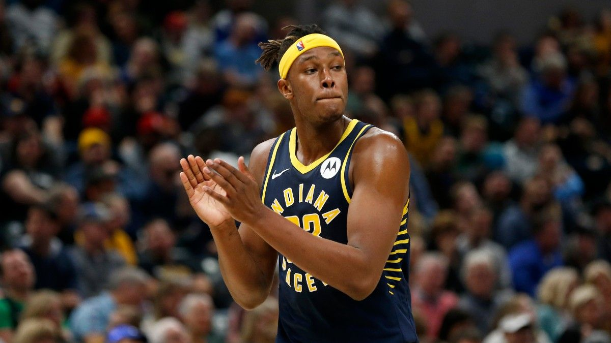 Palmer's NBA Picks & Projections: Bets for 76ers vs. Rockets, Pacers vs. Timberwolves, More (Wednesday, Feb. 17) article feature image